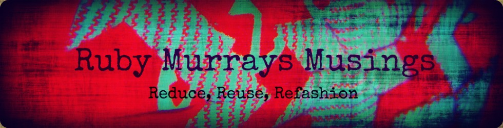 Ruby Murrays Musings
