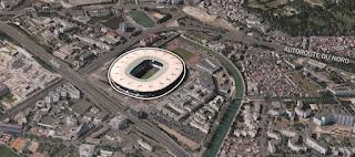 Ledakan bom Stadiun Stade de France