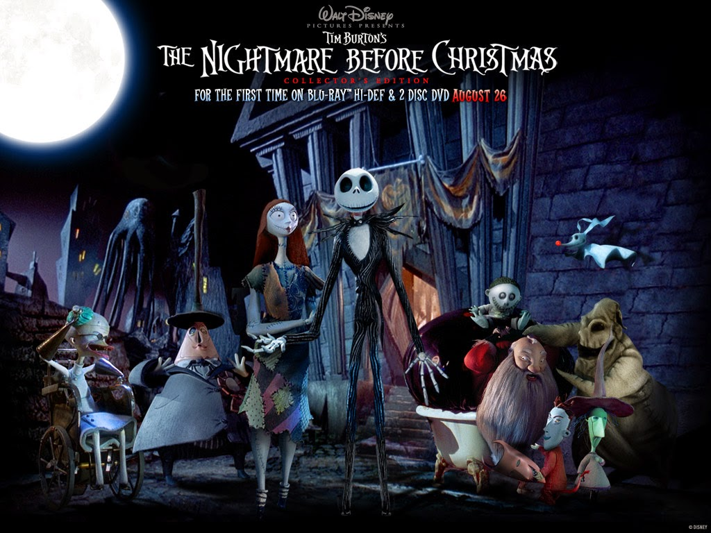Flick Chicks: 12 Days of Christmas - Day 11 The Nightmare Before ...