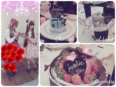 maki asuka melty doughnut angelic pretty san francisco anniversary tea party 2013
