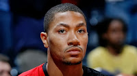 Derrick Rose torn meniscus november 2013