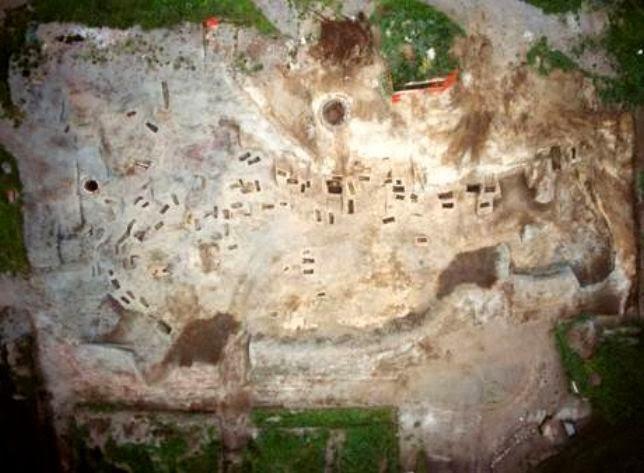 'Little Pompeii' found 70 km northeast of Venice