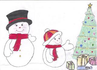 Bonecos de Neve (desenho)