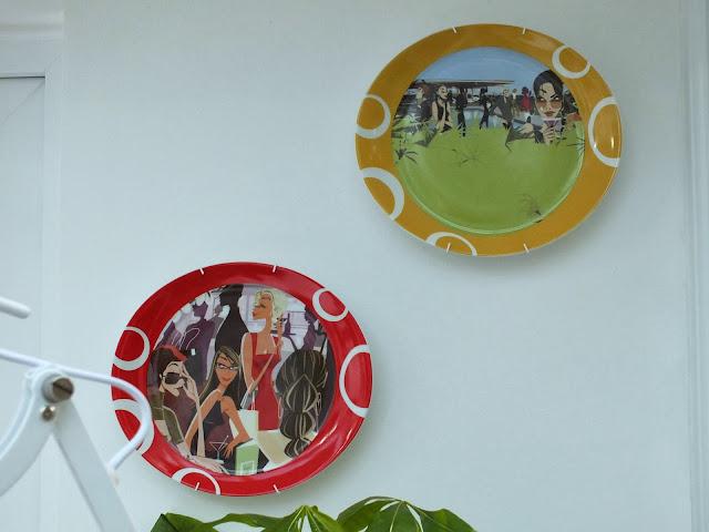 Jordi Labanda plates