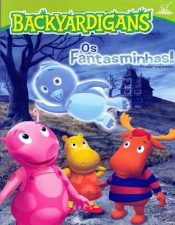 Backyardigans Os Fantasminhas! Dublado Rmvb + Avi DVDRip