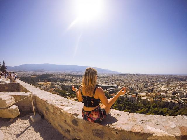 amazing view athens