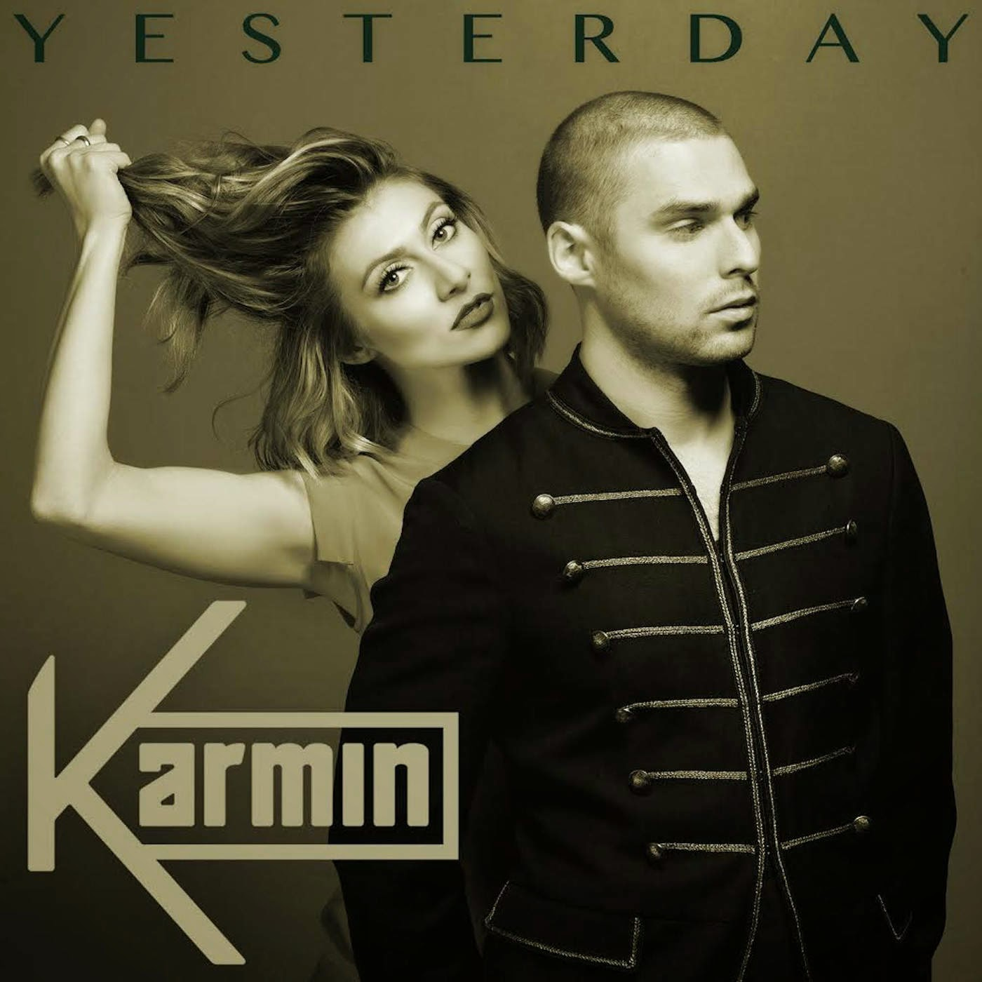 Karmin - Yesterday - Single