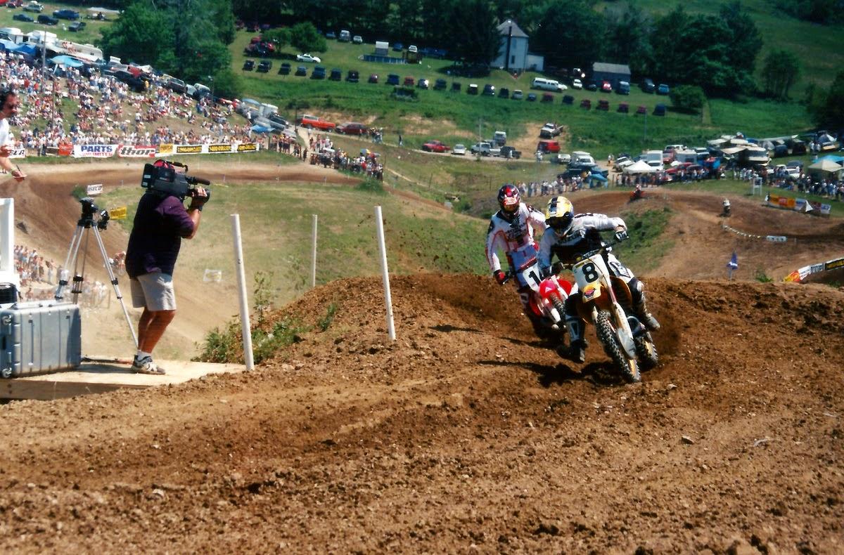 Greg Albertyn - High Point 1999
