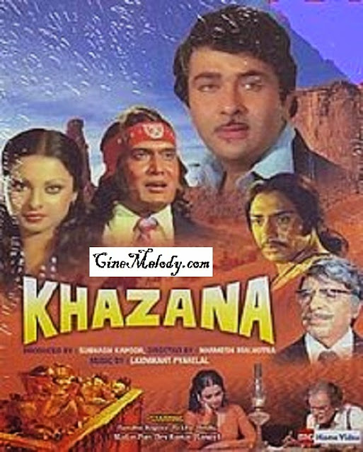 Khazana Hindi Mp3 Songs Free  Download  1987