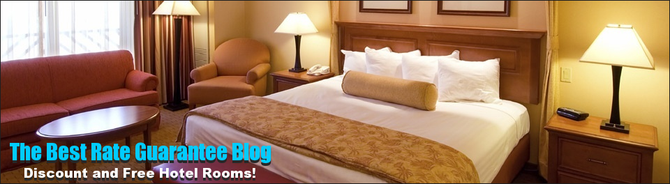 The Best Rate Guarantee Blog - Your Source for Discount and Free Hotel Rooms!