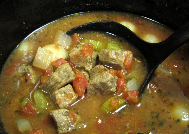 low carb beef stew recipe with radishes instead of potatoes