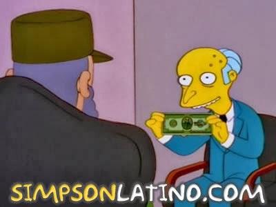 Los Simpson 9x20