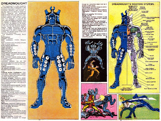 Temerarios (ficha marvel comics)