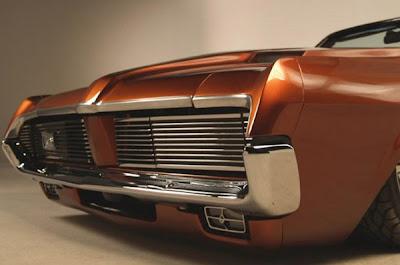 Mercury Cougar 68