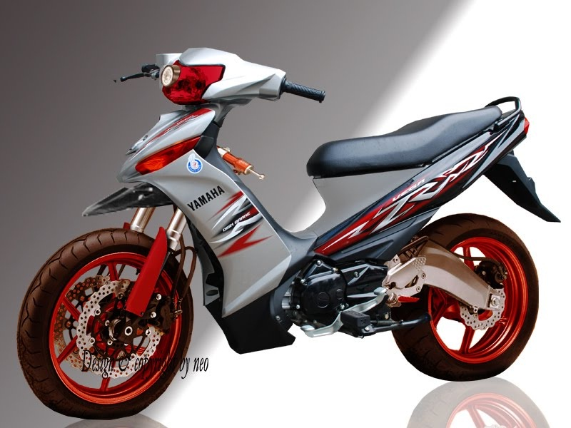 referensi motor modifikasi vega r