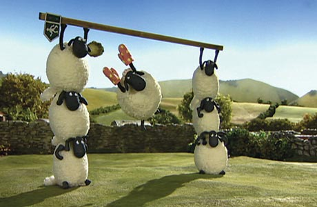 Shaun the Sheep | Gambar kartun Shaun the Sheep - Blognya Betty