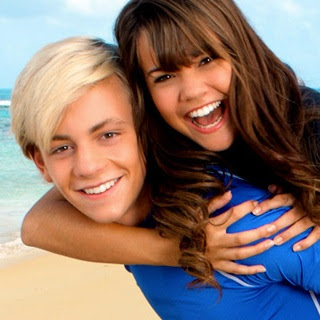 Teen Beach Movie stars