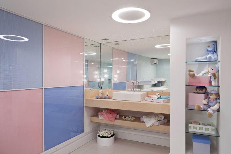 decoração de banheiros infantis