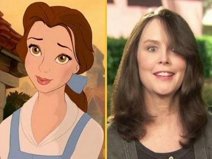 7 Karakter Disney Yang Terinspirasi Dari Manusia Nyata