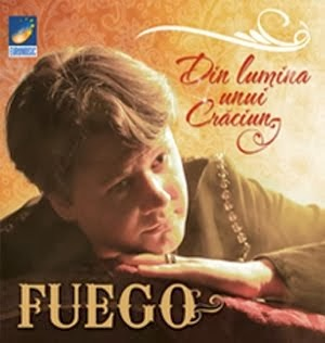 """Fuego - """"Din lumina unui Crăciun"""", lansare CD, decembrie 2013"""