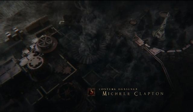 Winterfell smoldering Game of thrones season 3