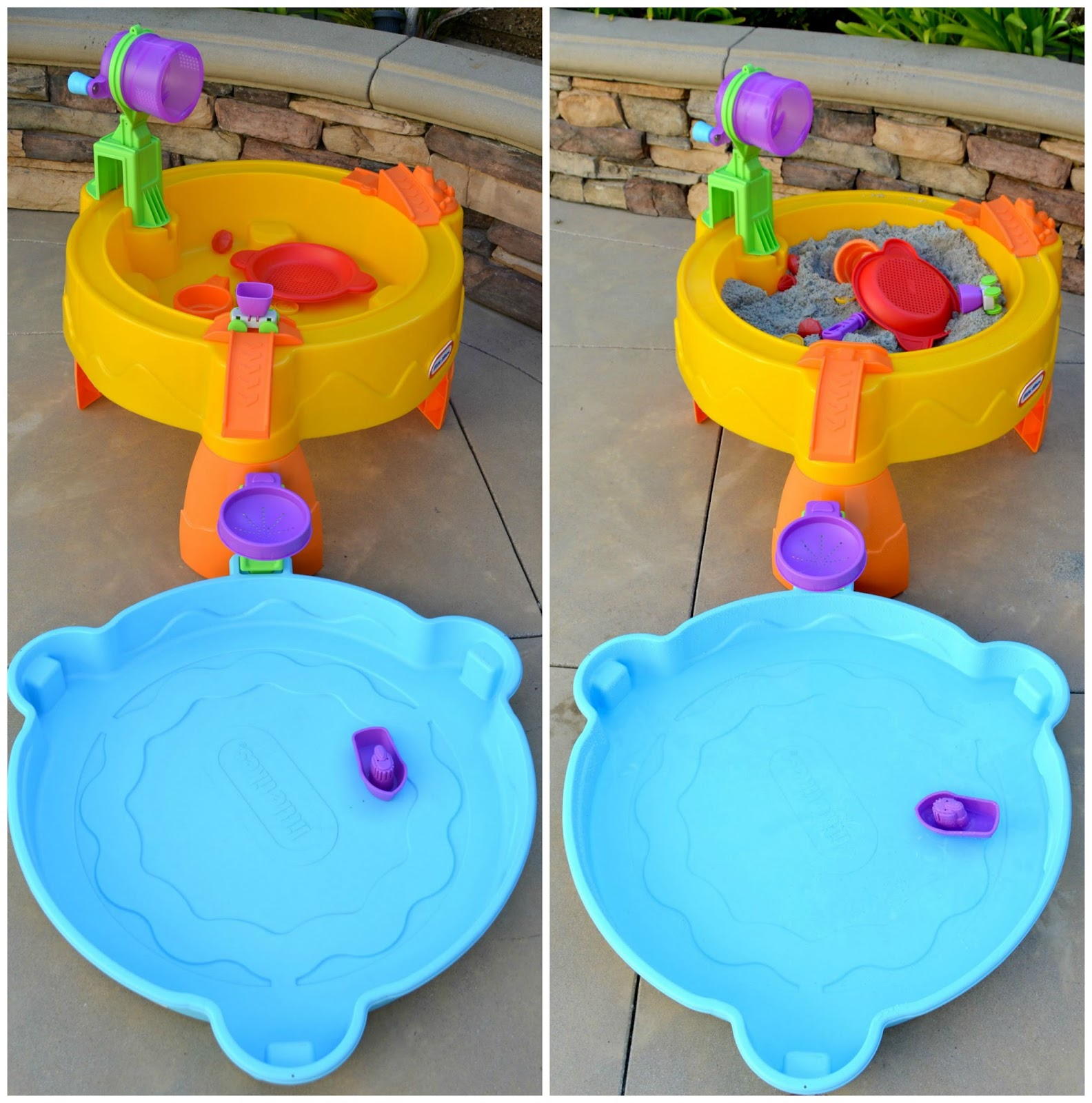 being MVP Fun Finds with Little Tikes Treasure Hunt Sand and