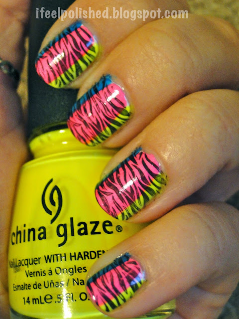 LMFAO Manicure