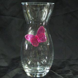 Buy a Butterfly Vase