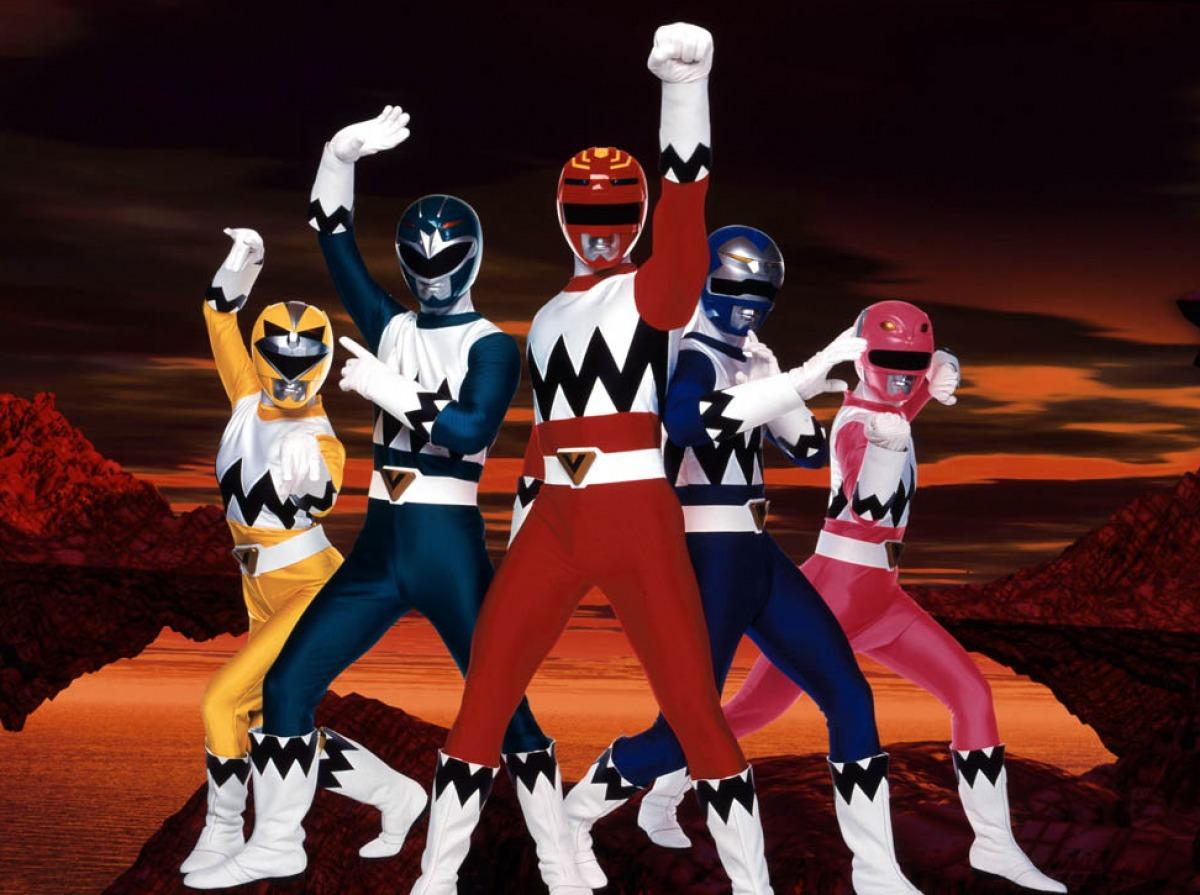 Power Rangers Tempestade Ninja Download Avi