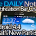 Samsung Galaxy Note 3 Special Feature Episode 3: What's New in Android 4.4 Part 3