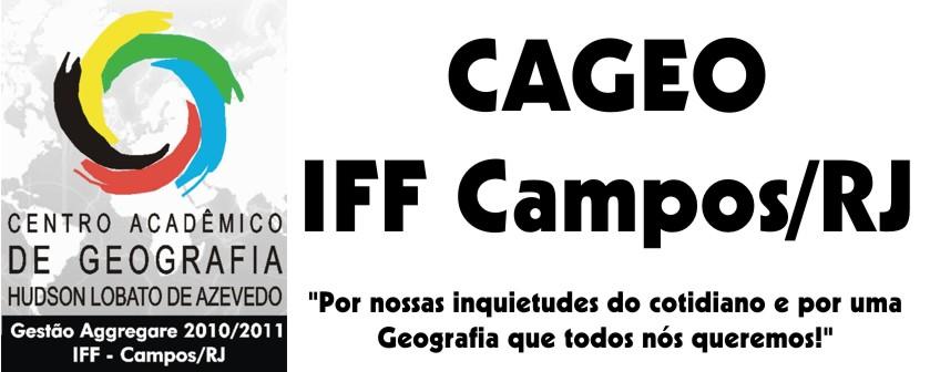 CAGEO - IFF Campos/RJ
