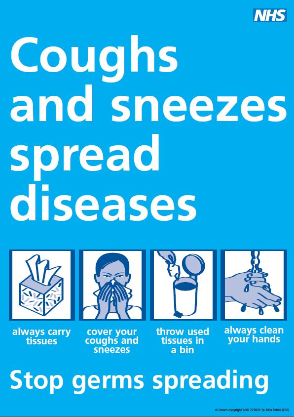 Coughs And Sneezes Spread Diseases Boo Roo And Tigger Too
