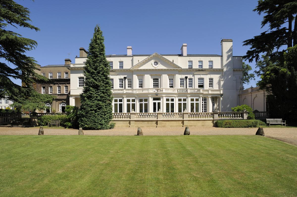 Heatherden Hall