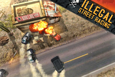 Death Rally iPhone Game