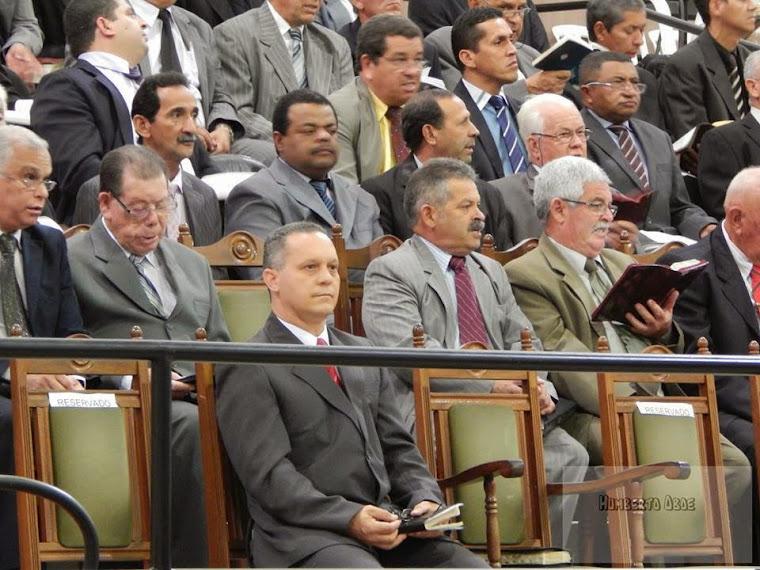 Pastor Vilson Rodrigues de Almeida