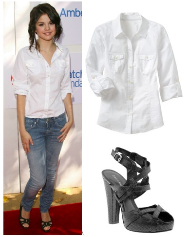 Selena Gomez Casual Style on Wholesale Fashion Jewelry  Selena Gomez Fashion Style