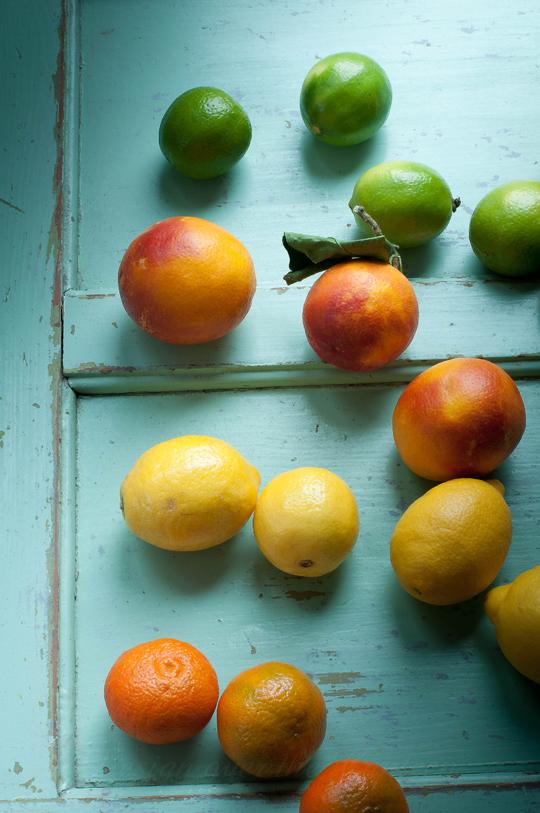 Narancsos-matchás tarte tatin, vanília sodóval
