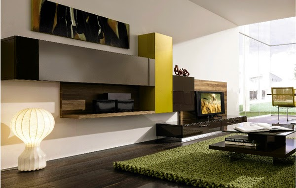 Interior Living Room Design