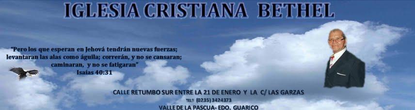 IGLESIA CRISTIANA BETHEL