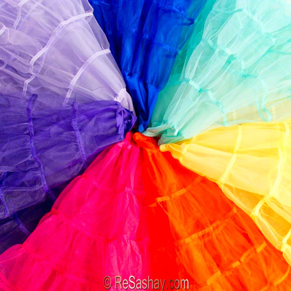 Rainbow Wedding Theme Bright Rainbow Colors Few Inspirations