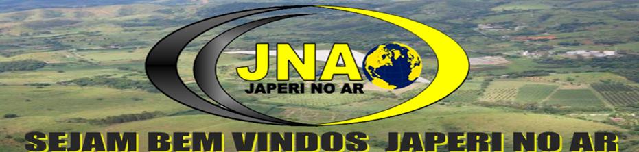 JAPERI NO AR