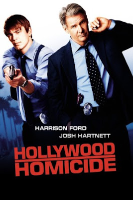 Poster Of Hollywood Homicide 2003 In Hindi Dual Audio Bluray 720P Free Download