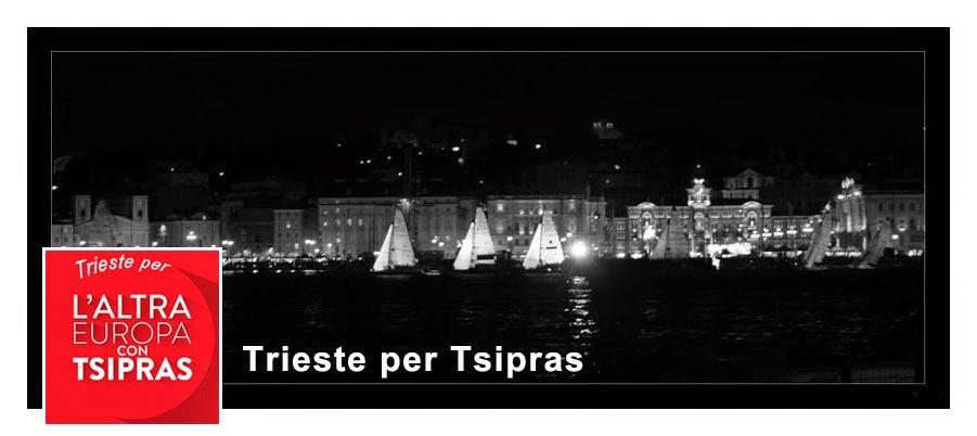 Trieste per Tsipras