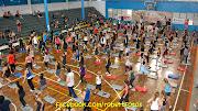 . con las mejores fotos de la 5ta Convención Internacional 100% Fitness. salon