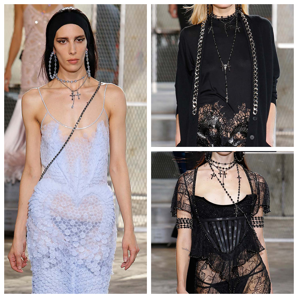 Givenchy Fall 2015 Couture Haute Couture Fall 2015
