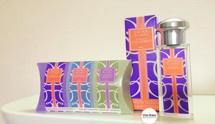 Perfumes Jafra Blends