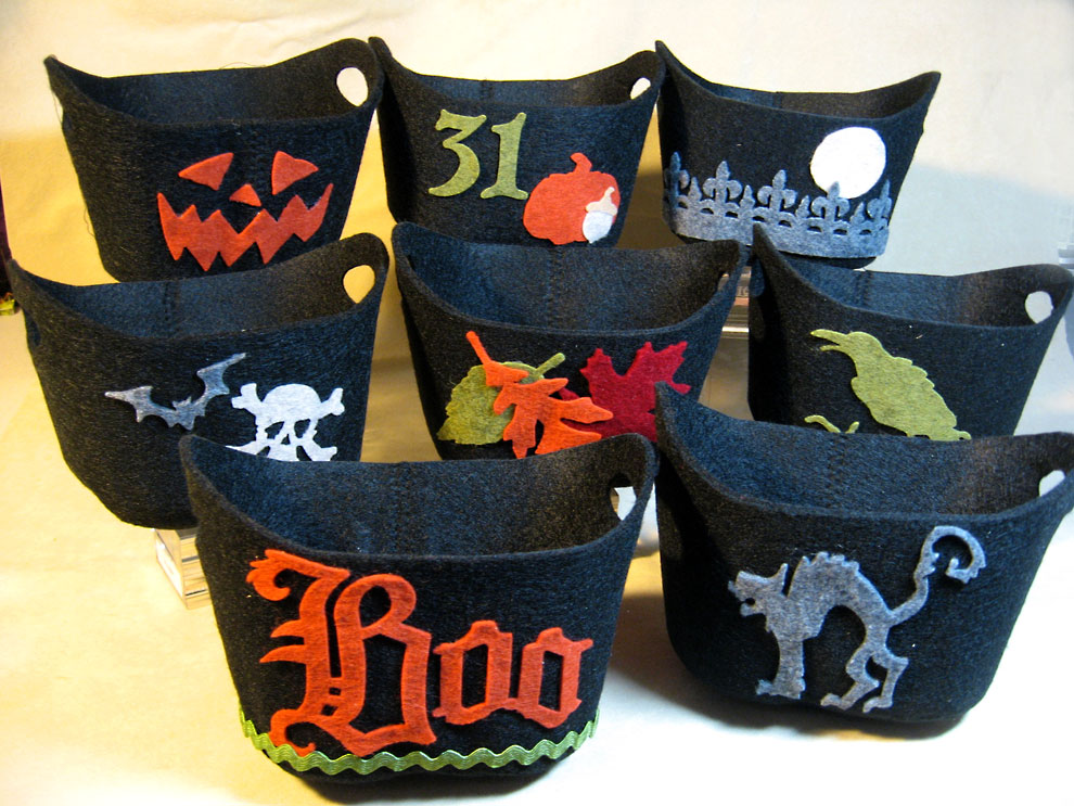 Annette 39 s creative journey fun frugal halloween treats for Creative ideas for halloween treats