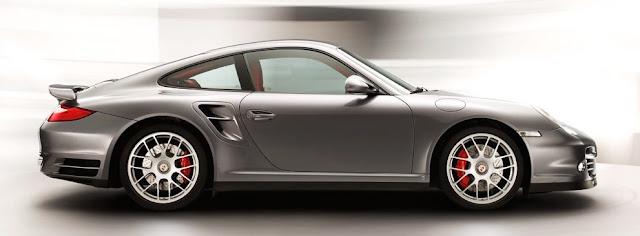 Porsche 911 Turbo serie 991