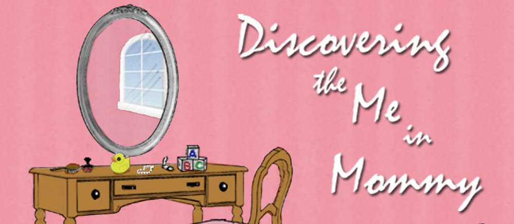 Discovering The Me in Mommy