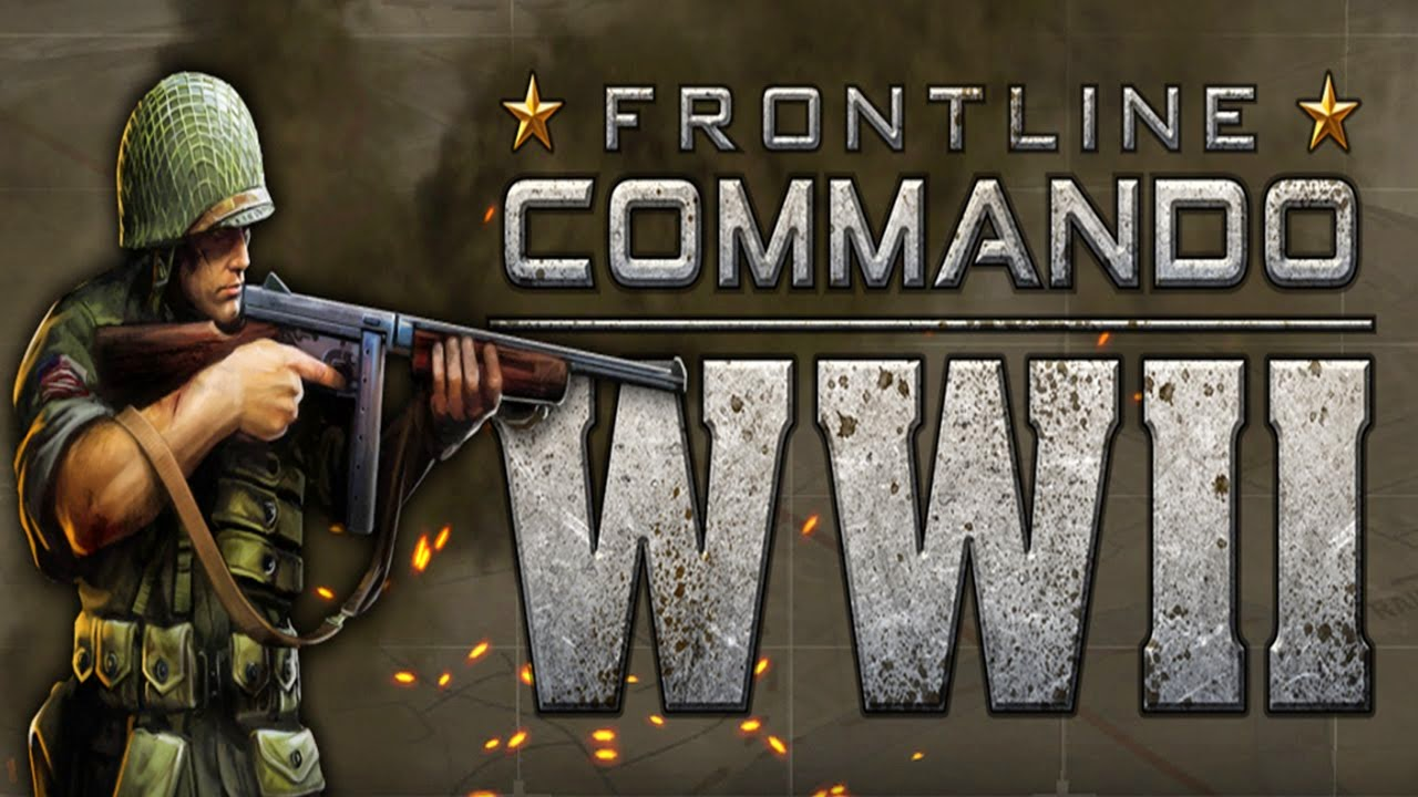 Frontline Commando WW2 Android Game Download